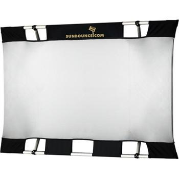 Rent Sunbounce Mini Sun-Bounce Kit - Silver/White Screen - 3'x4'