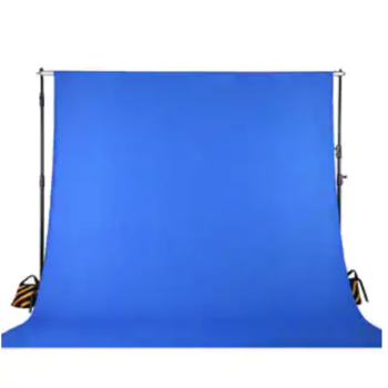 Rent Westcott Blue Screen with Backdrop Support - 9'x10'