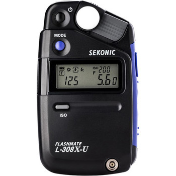 Rent Sekonic L-308X-U Flashmate Light Meter