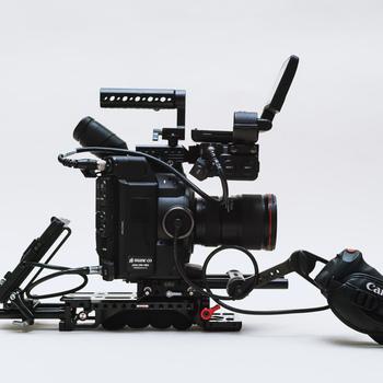 Rent Canon C300 Mark II - Handheld Package