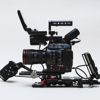 Rent Canon C300 Mark II - Handheld Package