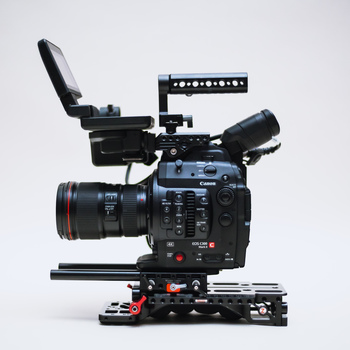 Rent Canon C300 Mark II w/ Ronin - Documentary Package