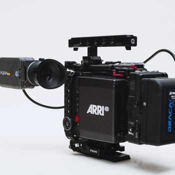 Rent ARRI Alexa Mini (w/ AKS) - Base Package