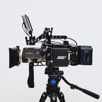 Rent ARRI Alexa Mini (w/ 703, Paralinx, AKS) - Indie Package