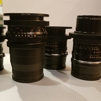 Rent Zeiss Cinema Lens Kit for E-Mount (Carl Zeiss Jena)