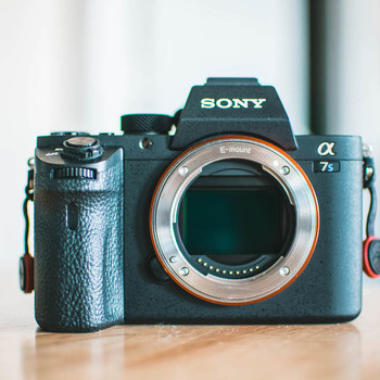 Rent Sony a7S II with Zeiss Cinema Lens Kit