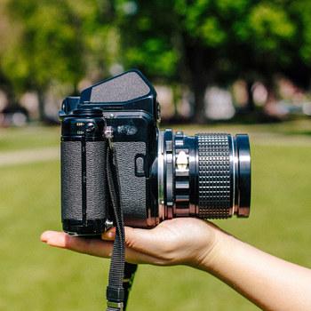 Rent Pentax 67 105mm f/2.4 Lens