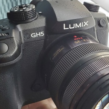 Rent Panasonic GH5 with 12-35mm f/2.8 Lens