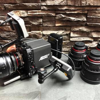Rent ALEXA MINI FULL PACKAGE