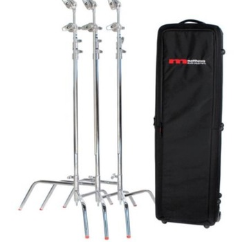 Rent Matthews C-Stand Rolling KitBag with 3 Stands