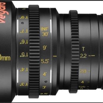Rent Veydra Cine Prime 50mm - Emount