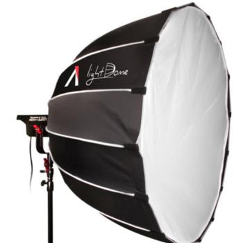 "Rent Aputure Light Dome for Light Storm LS Cob120t 120d, 300d, and 300t (35"")"