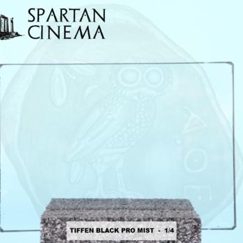 Rent Tiffen Black Pro Mist 1/4 Filter 4x5.65
