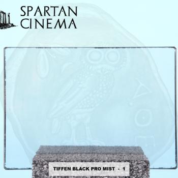 Rent Tiffen Black Pro Mist 1 Filter 4x5.65