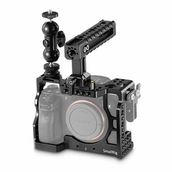 Rent Sony Alpha a7III - Complete Shooting Kit - Sony a7III Kit w/ Metabones and SmallRig Cage