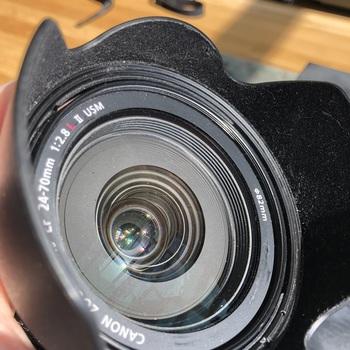 Rent Canon 24-70mm F/ 2.8 II