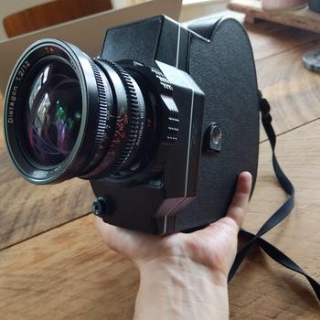 Rent KRASNOGORSK K3 PL MOUNT // SUPER 16mm FILM CAMERA