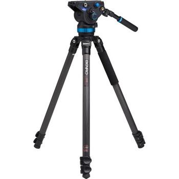 Rent Benro S8 Dual Stage Video Tripod Kit