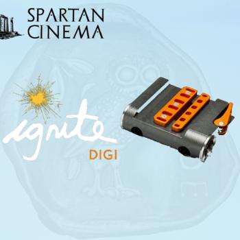 Rent Ignite Digi MoVI Pro Quick Release Bridge Plate 15mm LWS