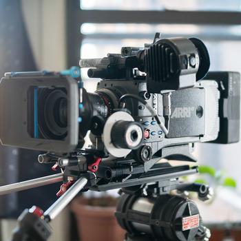 Rent Arri Alexa Package, Lenses, Media, Batteries, AKS
