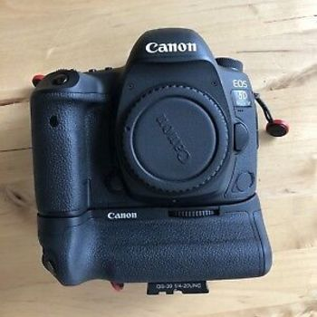 Rent Canon 5D Mark IV Kit (24-70mm f/2.8 II)