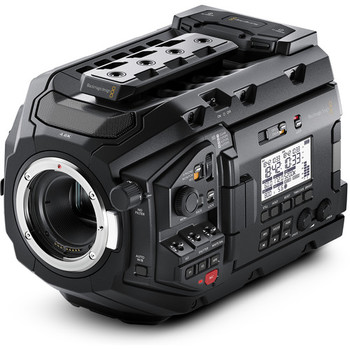 Rent Blackmagic Ursa Mini Pro 4.6k with ready to shoot accessories included!