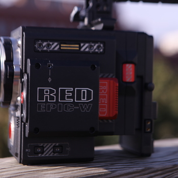 Rent RED Helium 8K Kit (+Lenses Available)