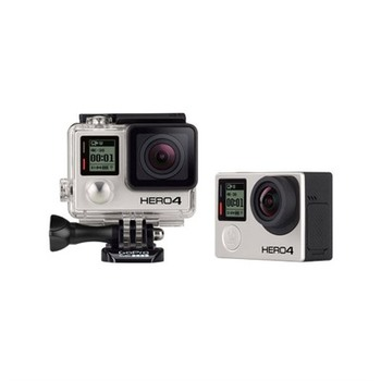 Rent GoPro Hero 4 (w/ attachment and mounts)