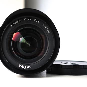 Rent Laowa 12mm D-Dreamer F2.8 Zero-D