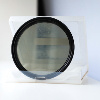 Rent Fader ND Filter for 77mm Filter Thread