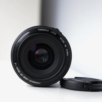 Rent Yongnuo YN 35mm f/2 Lens for Canon EF