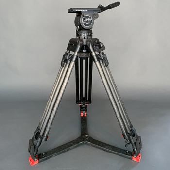 Rent Sachtler Tripod Video 18 III Carbon Fiber Legs
