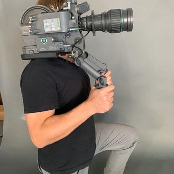Rent Arri Shoulder Rig for Arri SR3 Film Camera