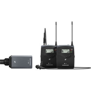 Rent Sennheiser  EW 100 ENG G4 Camera-Mount Wireless Combo Microphone System (A1: 470 to 516 MHz)