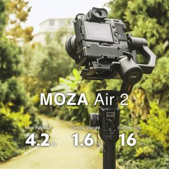 Rent Moza Air 2 3-Axis Handheld Gimbal Stabilizer