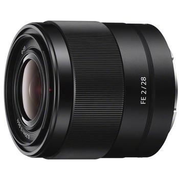 Rent Sony 28mm prime lens F2
