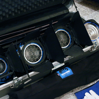 Rent ARRI Softbank I Tungsten 4-Light Kit (120 VAC) Kit