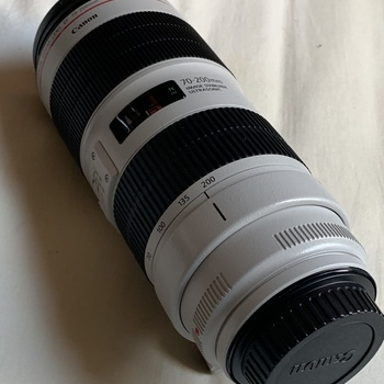 Rent Canon EF 70-200mm f2.8L IS III USM