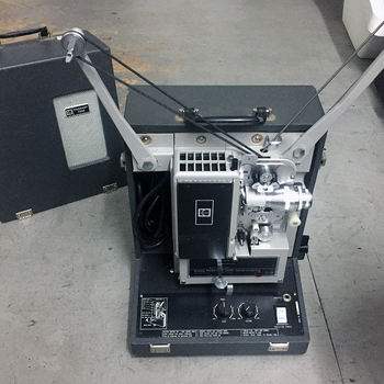 Rent Kodak Pageant 250E 16mm film projector