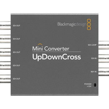 Rent Blackmagic Up Down Cross Converter