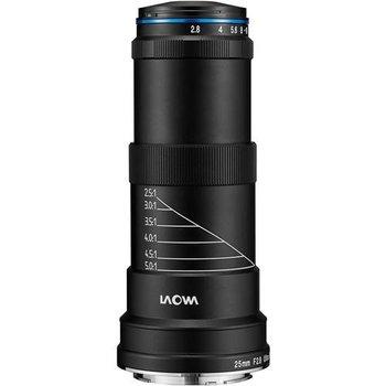 Rent Venus Optics Laowa 25mm f/2.8 2.5-5X Ultra Macro Lens for Canon EF