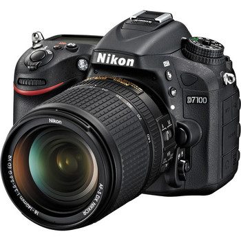 Rent Nikon D7100 DSLR Camera with 18mm - 200mm Zoom lens