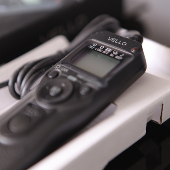 Rent Timelapse control with remote, programmable timer