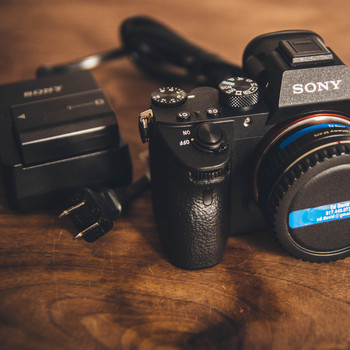 Rent Sony Alpha a7 III Mirrorless Digital Camera with Nikon 24-70mm f/2.8 lens better than a7s ii and a7r ii