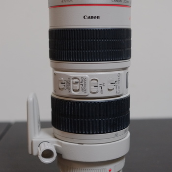Rent Canon 70-200mm f2.8 L IS
