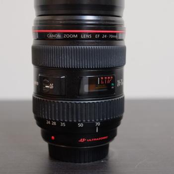 Rent  Canon 24-70mm f/2.8 L