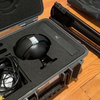 Rent Insta360 Pro (Standard Package) + BC Master Camera Tripod