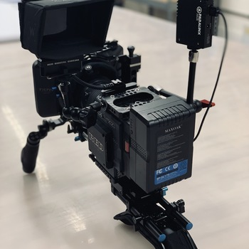 Rent RED SCARLET-W  DRAGON 5K + WIRELESS FOLLOW FOCUS NUCLEUS -M  + HD WIRELESS  TRANSMITTER