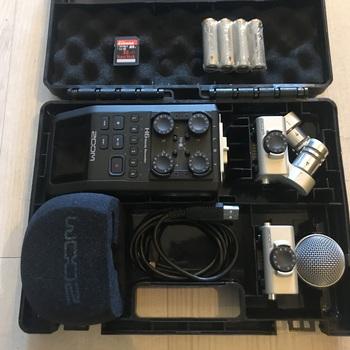 Rent Zoom H6 Audio Recorder