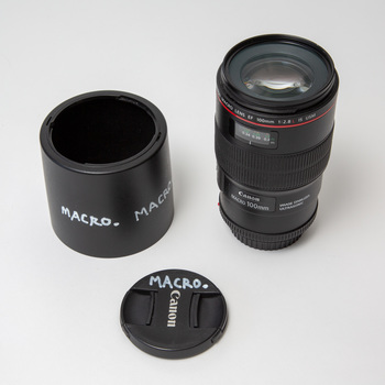 Rent Canon 100mm Macro Lens
